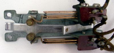 Automatic Electric - Switch Assembly