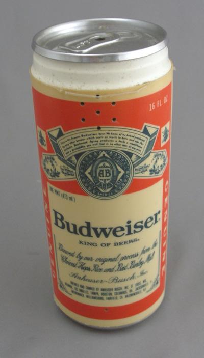 Budweiser Beer Can Phone