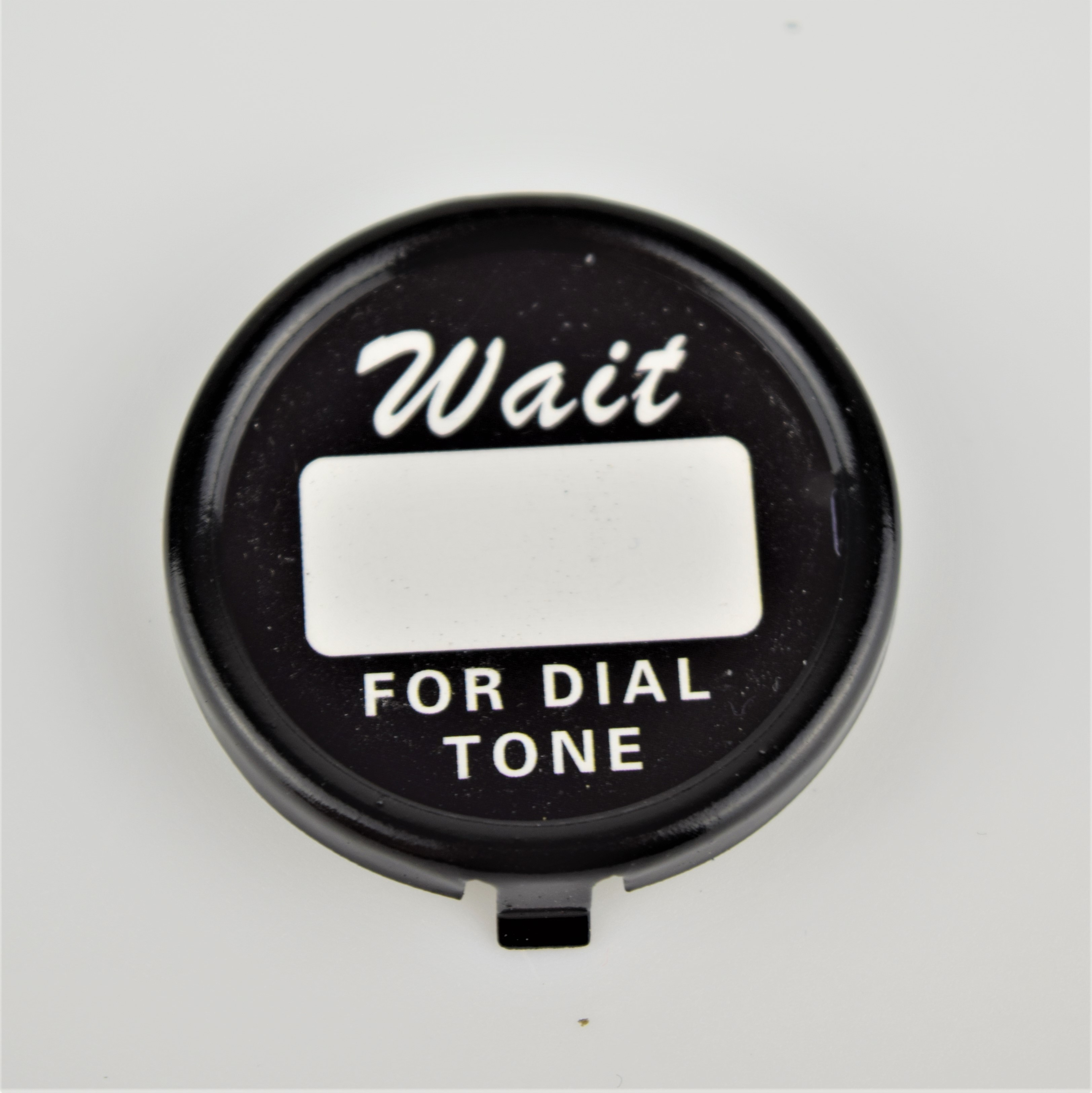 Western Electric Dial Card Kit - Black