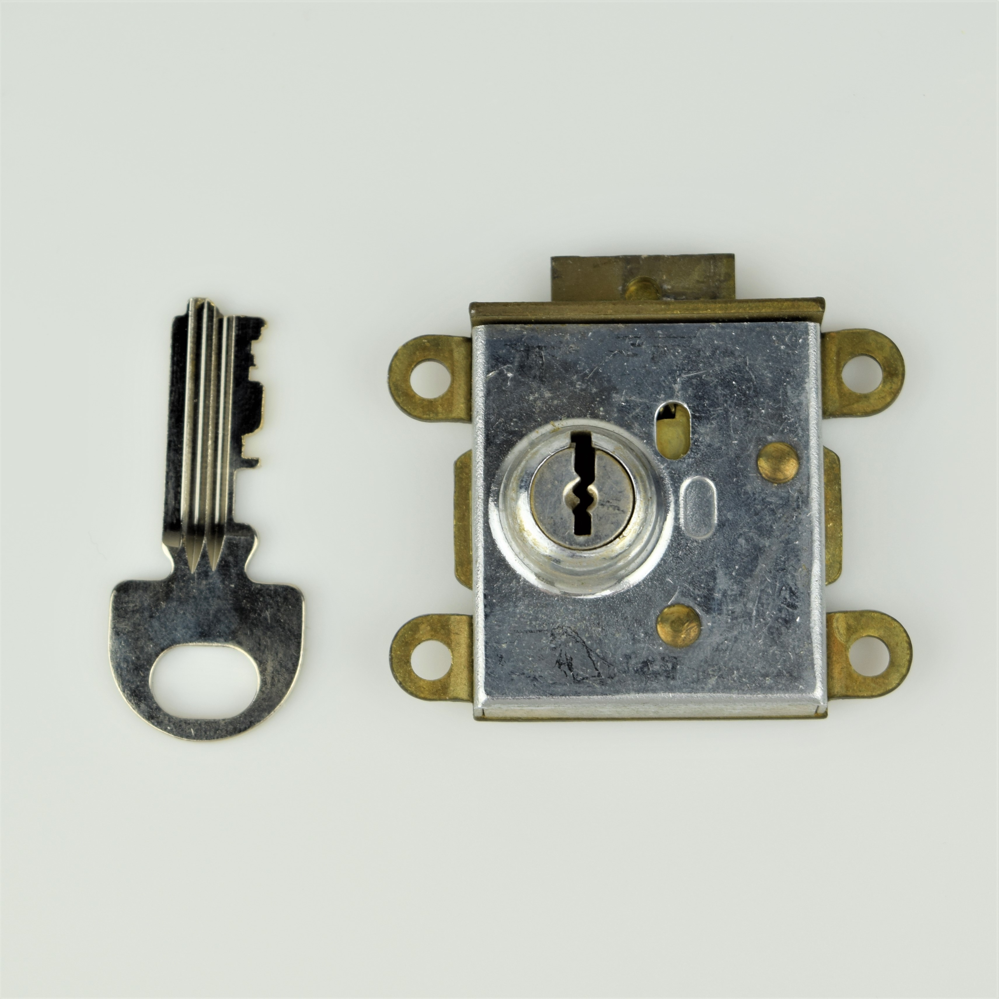 Automatic Electric - 29S Lock & Key
