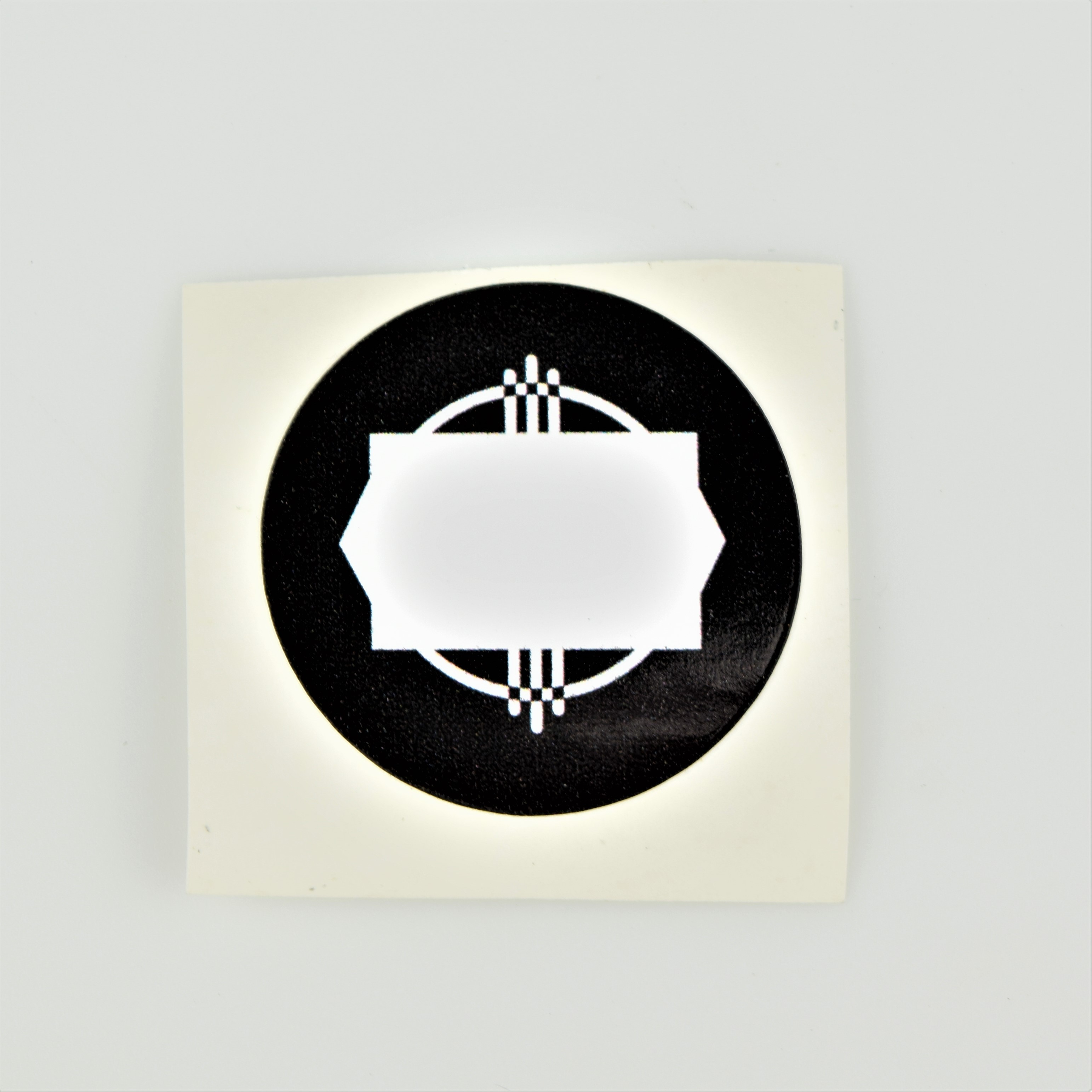 Automatic Electric Dial Center Decal