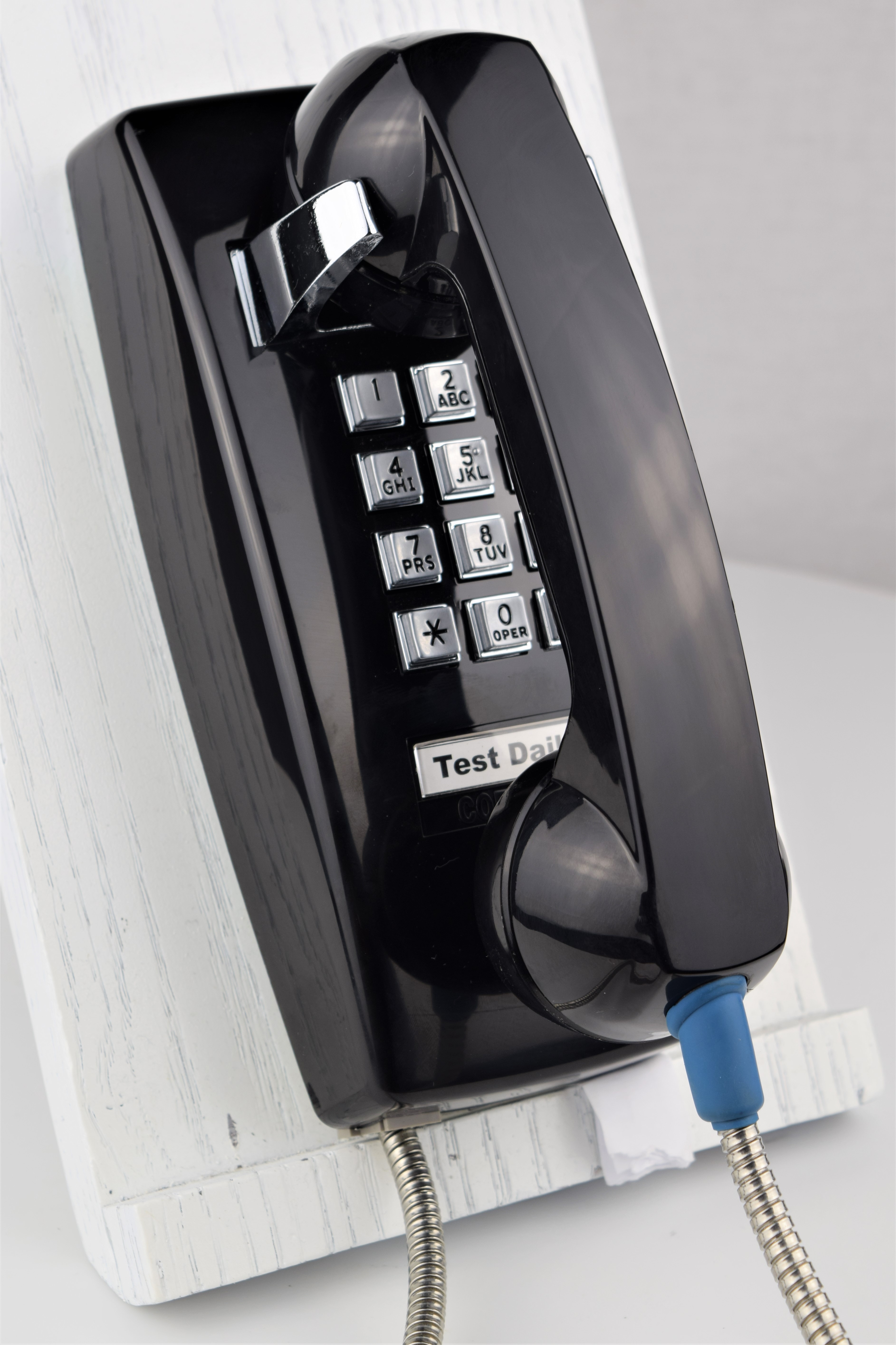 2554 Armored Wall Phone