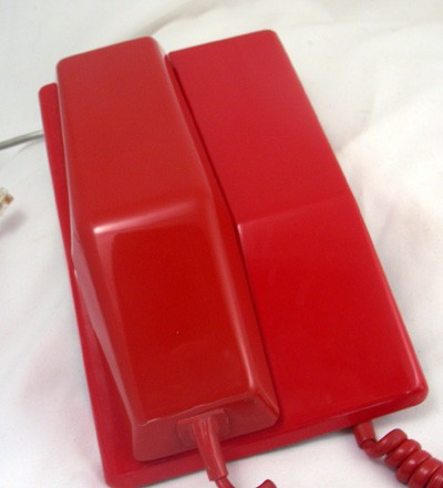 Contempra - Red Touch Tone