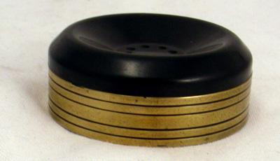 Automatic Electric - Receiver Cap - Type 41 - Brass