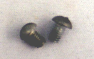 Northern Electric - Switch Assembly Screws (2)