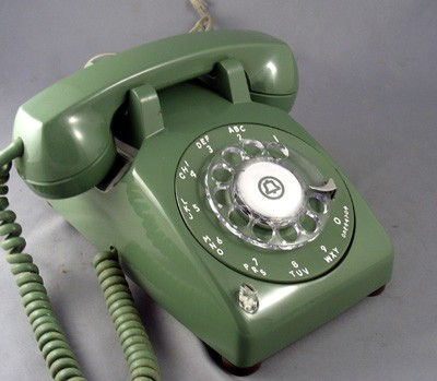 Western Electric 575 - Green