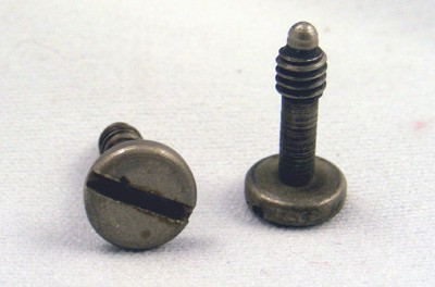 Western Electric 202 Base Plate Screws (Pair)