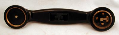 Western Electric E1 Handset Handle- Seamless