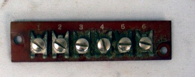 Terminal Strip for North Electric Galion