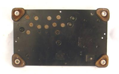 Northern Electric Uniphone Bottom Plate