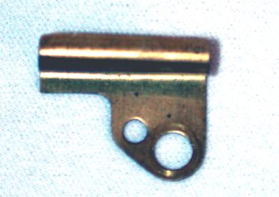 Kellogg cord retainer for Redbar plunger assembly