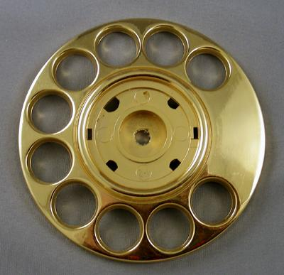 Tamara Gold Fingerwheel