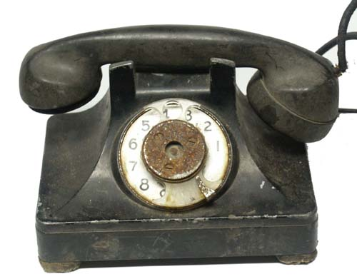 Antique Phone Repair