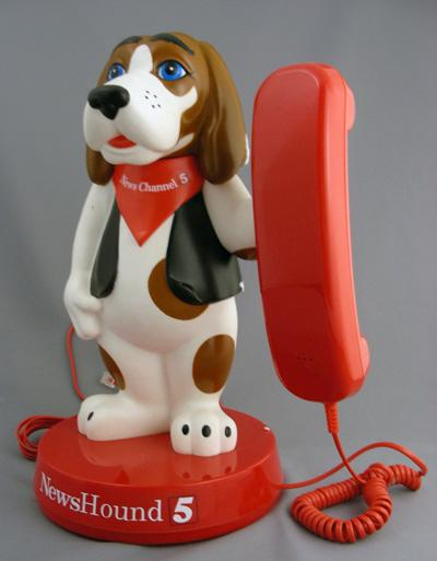 News Hound 5 Telephone