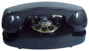 Paramount Princess Phone - Black
