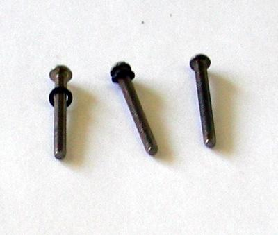 Screws, Dial, Northern Electric  or Western Electric 211 Spacesaver