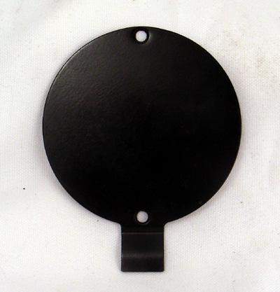 Dial Mount Rear Plate for 43a Dial Mount.