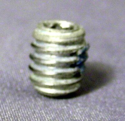 Armoured Cable Retaining Bolt