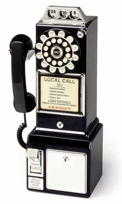 payphone book delivery
