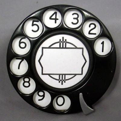 Automatic Electric - Type 24 Dial