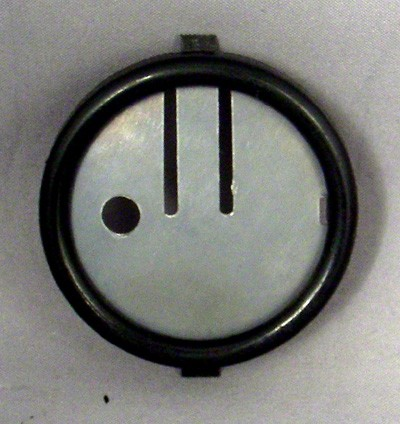 Western Electric Dial Ring - Plastic