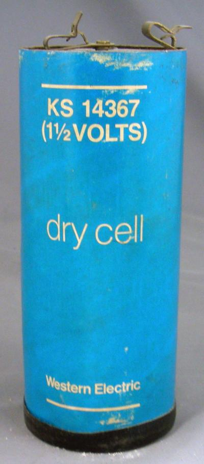 Western Electric Dry Cell