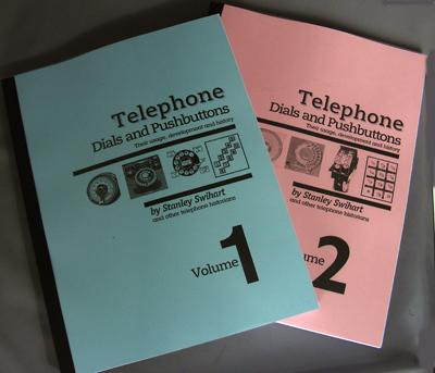 Telephone Dials and Pushbuttons (Vol 1&2)