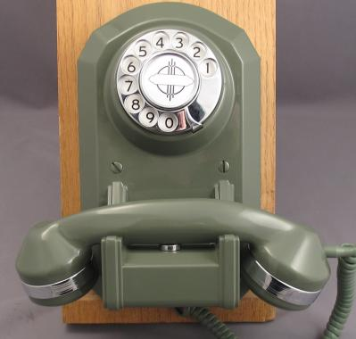 Automatic Electric Type 50 - Moss Green