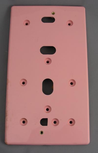 Western Electric 172C-59 Backboard - Pink
