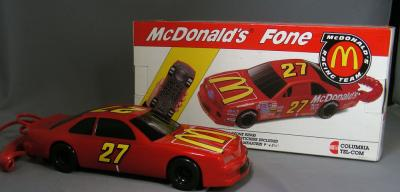 McDonalds Racecar Phone