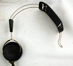 Northern Electric - Headset for Railway Phone