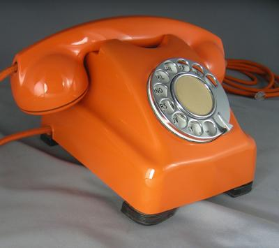 Kellogg masterphone 1000 ( aka redbar) - Orange
