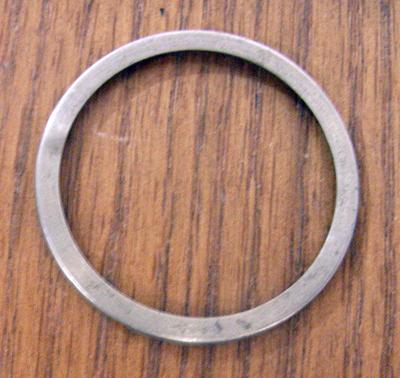 North Electric Dial Card Ring