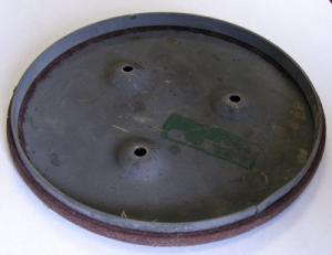 Western Electric 51/151 Candlestick Bottom Cover - Original