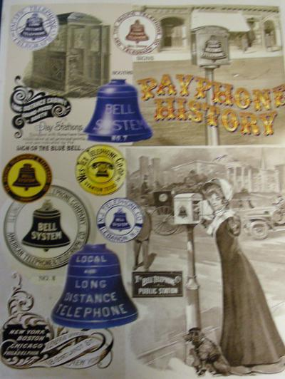 Book, Payphone History