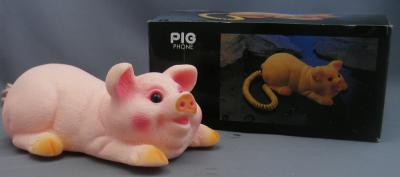 Cute Pig Telephone