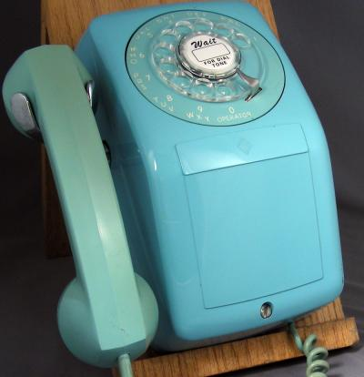 Automatic Electric Type 90 - Aqua Blue