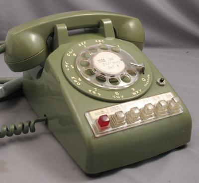 Northern Telecom 564 - Green Multiline