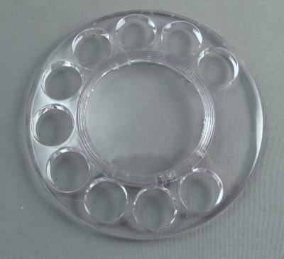 Western/Northern Electric Clear Fingerwheels - New Old Stock!