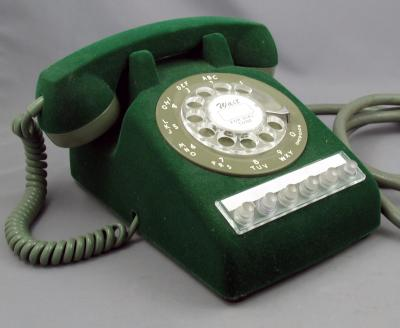 Western Electric 564 - Felt Green