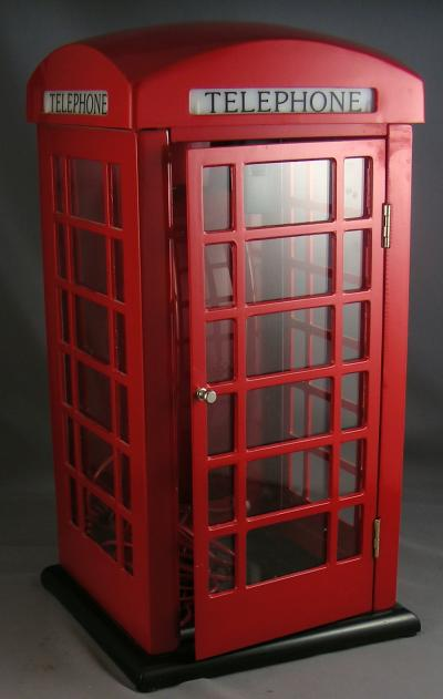 Old Style British Payphone Novelty