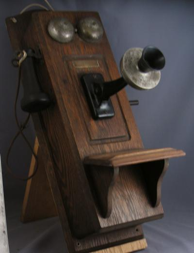 Sumter Wood wall phone - As is!