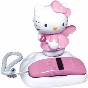 Hello Kitty Novelty Phone