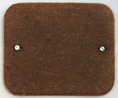 Base plate for Leich model 90