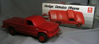 Dodge Dakota Pickup Phone
