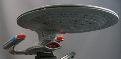 USS Enterprise NCC-1701-D Novelty Phone (Next Gen)