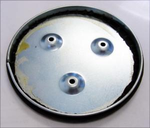 Western Electric 51/151 Candlestick Bottom Cover - Reproduction