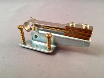 Western Electric - Wood Wall Switch (Repro)