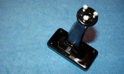 Transmitter Arm for Western or Northern Electric Wood Wallphone