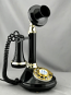 Reproduction Candlestick Telephone - Rotary Dial - American Telephone